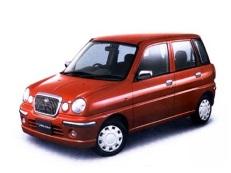 Subaru Pleo Nesta wheels and tires specs icon