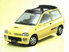 Subaru Rex wheels and tires specs icon