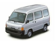Subaru Sambar Van II (TV) Van