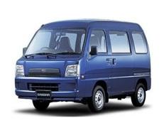 Subaru Sambar Van III (TV) Van
