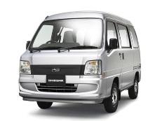 Subaru Sambar Van IV (TV) Van