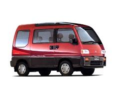 Subaru Sambar Try KV Van