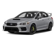Subaru WRX STI wheels and tires specs icon