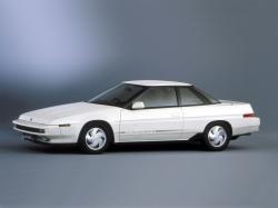 Subaru XT wheels and tires specs icon