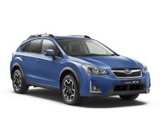 Subaru XV wheels and tires specs icon