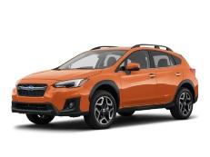 Subaru XV Crosstrek wheels and tires specs icon