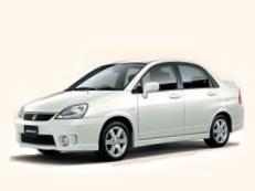 Icona per specifiche di ruote e pneumatici per Suzuki Aerio Sedan