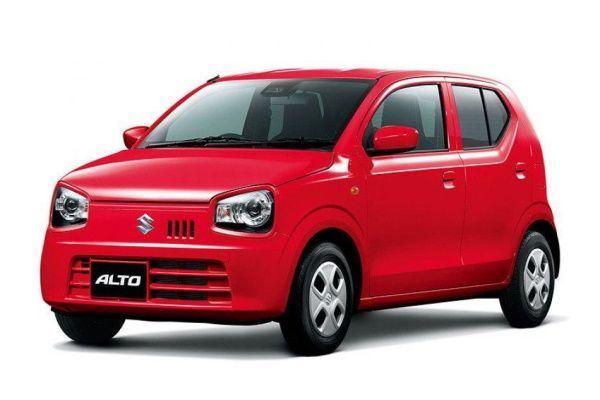 Suzuki Alto wheels and tires specs icon