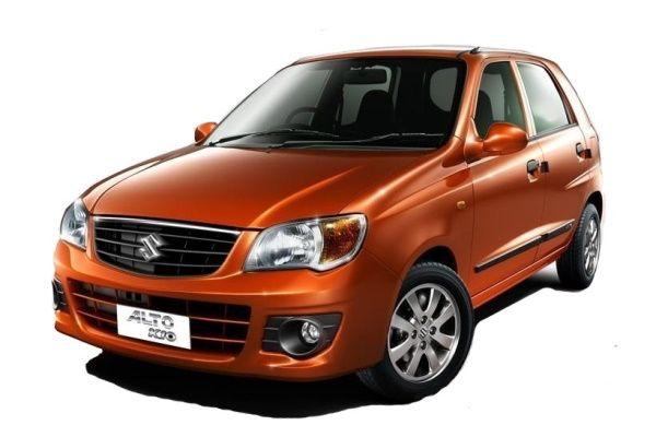 Suzuki Alto K10 wheels and tires specs icon