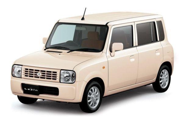 Suzuki Alto Lapin I (HE21) Hatchback