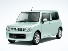 Suzuki Alto Lapin wheels and tires specs icon