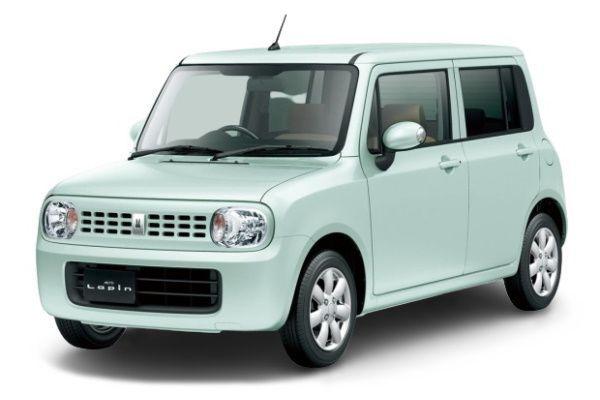 Suzuki Alto Lapin II (HE22) Hatchback