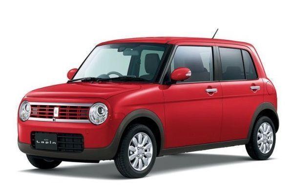Suzuki Alto Lapin III (HE33) S Selection