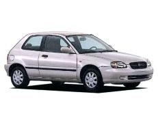 Suzuki Baleno GA/GB/GD/GC Fl Hatchback
