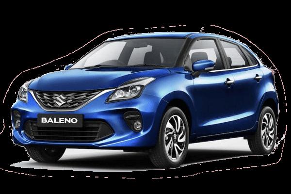 Suzuki Baleno WB Facelift Hatchback