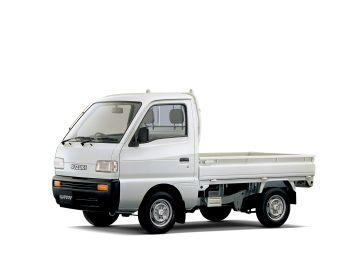 Suzuki Carry wheels and tires specs icon