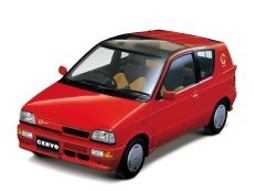 Suzuki Cervo wheels and tires specs icon