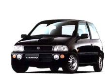 Suzuki Cervo Mode wheels and tires specs icon