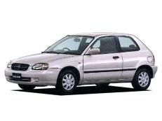 Suzuki Cultus GA/GB/GD/GC Hatchback