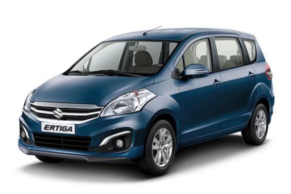 Suzuki Ertiga wheels and tires specs icon