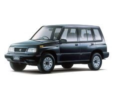 Suzuki Escudo wheels and tires specs icon