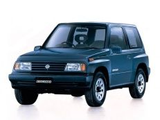Suzuki Escudo I (TA/TD1) Closed Off-Road Vehicle