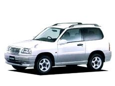 Suzuki Escudo II (TA/TD2) Closed Off-Road Vehicle
