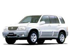 Suzuki Escudo II (TL) Closed Off-Road Vehicle