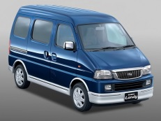 Suzuki Every Landy wheels and tires specs icon