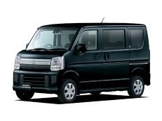Suzuki Every Wagon wheels and tires specs icon