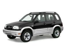 Suzuki Grand Vitara wheels and tires specs icon