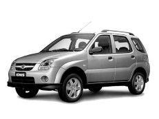 Suzuki Ignis wheels and tires specs icon
