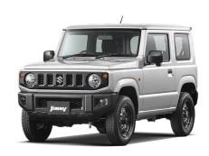 Suzuki Jimny JB64 Closed Off-Road Vehicle