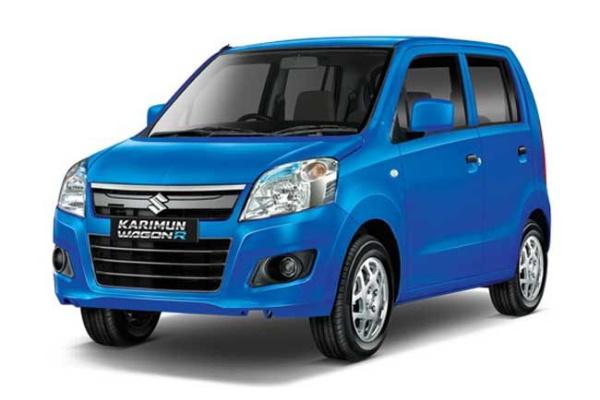 Suzuki Karimun Wagon R wheels and tires specs icon