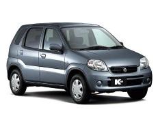 Suzuki Kei wheels and tires specs icon