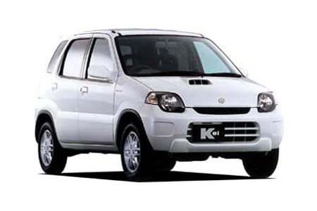 Suzuki Kei HN11/21 Hatchback