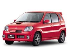 Suzuki Kei Works wheels and tires specs icon
