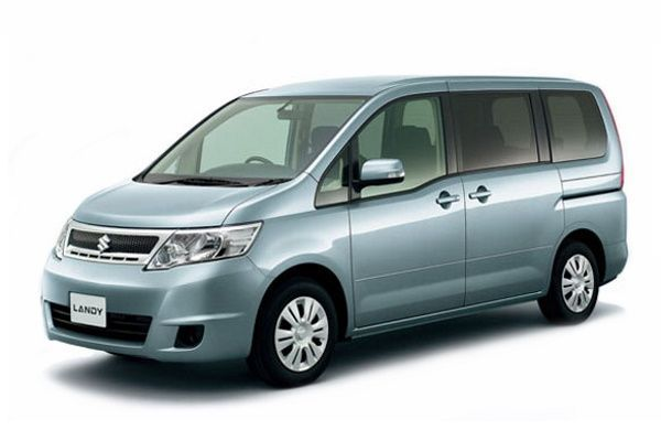 Suzuki Landy SC/SNC25 Facelift MPV