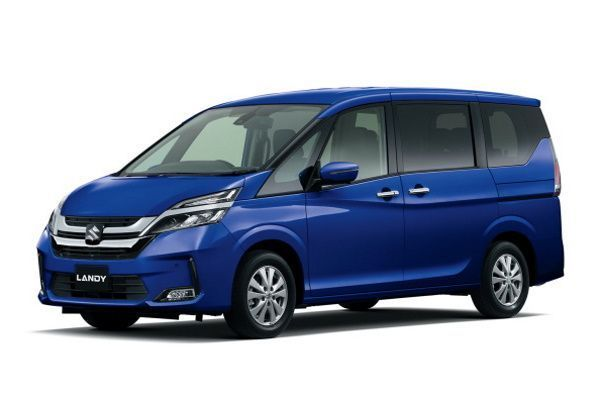 Suzuki Landy wheels and tires specs icon