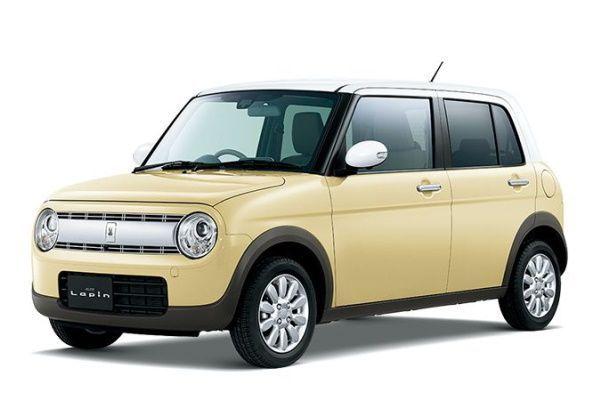 Suzuki Lapin wheels and tires specs icon