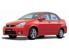 Suzuki Liana wheels and tires specs icon