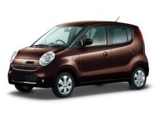 Suzuki MR Wagon wheels and tires specs icon