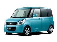 Suzuki Palette wheels and tires specs icon