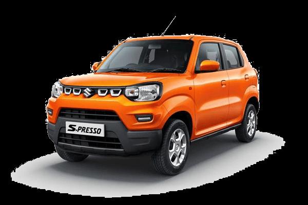 Suzuki S-Presso wheels and tires specs icon