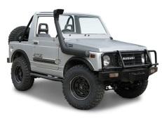 Suzuki Samurai wheels and tires specs icon