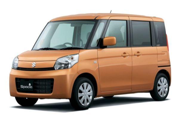 Suzuki Spacia wheels and tires specs icon
