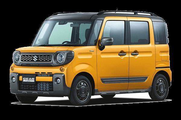 Suzuki Spacia GEAR MK52S MPV
