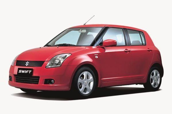 Suzuki Swift I RS (ZC/ZD) Hatchback