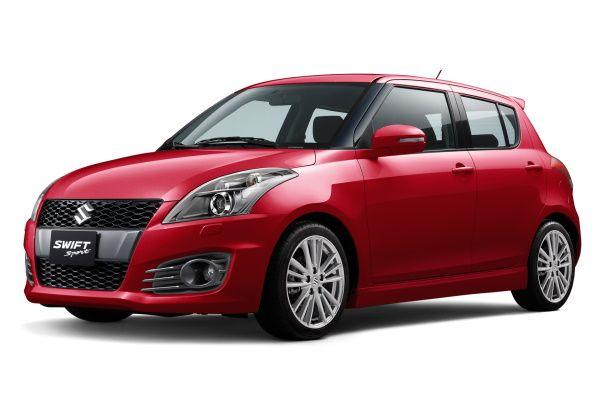 Suzuki Swift Sport II AZG (ZC/ZD) Hatchback