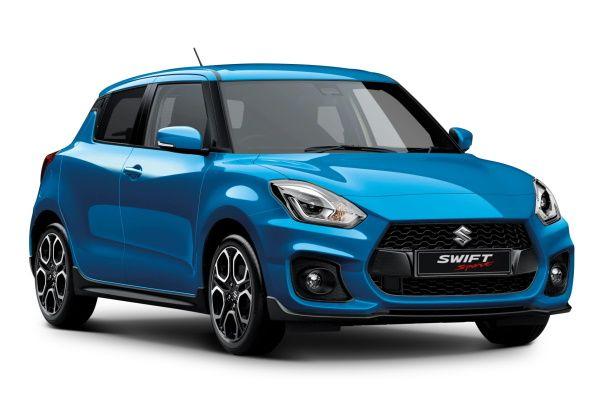 Suzuki Swift Sport III A2L (ZC/ZD) Hatchback